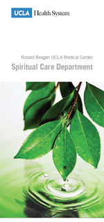 Spiritual Care Department - Ronald Reagan UCLA Medical Center