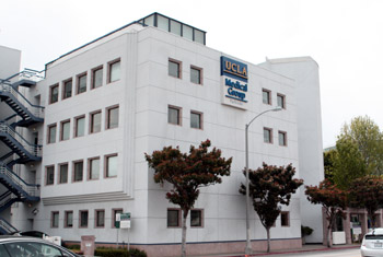 UCLA Health office in Santa Monica at: 2428 Santa Monica Blvd, Santa Monica, CA 90404
