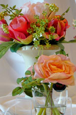 Silk Floral Arrangements for ICU Patients