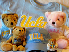 UCLA Logo Wear