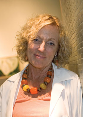 Sherry Goldman, Nurse Practitioner, Assistant Clinical Professor, Director of Patient Services, Revlon/UCLA Breast Center