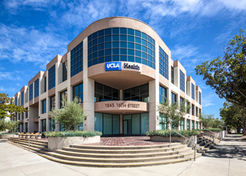 UCLA Health Santa Monica offices at: 1245 16th Street, Santa Monica, CA 90404
