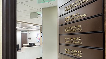 OBGYN office located in Torrance, CA - UCLA Health