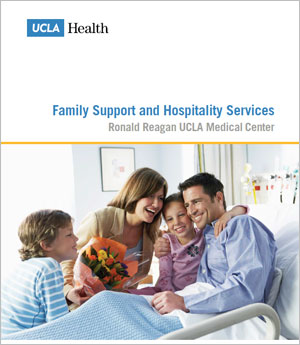 UCLA Health Family Support and Hospitality