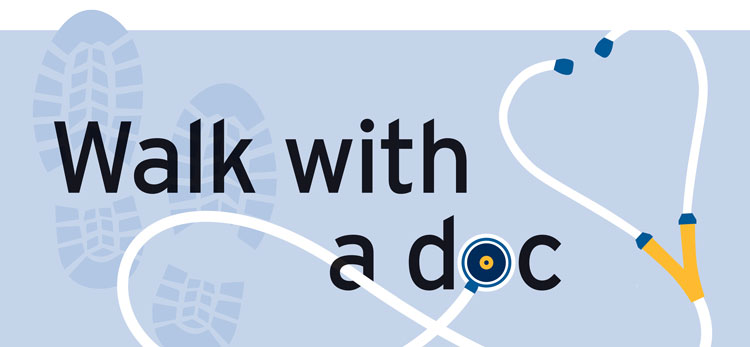 Walk With A Doc. UCLA Health