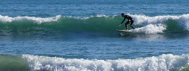 Joseph Surfing. UCLA Health Infectious Diseases Fellowship