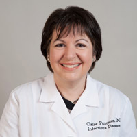 Claire Panosian, MD