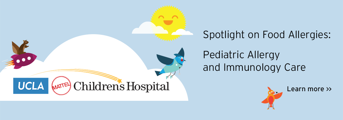 Spotlight on Food Allergies: Pediatric Allergy and Immunology Care