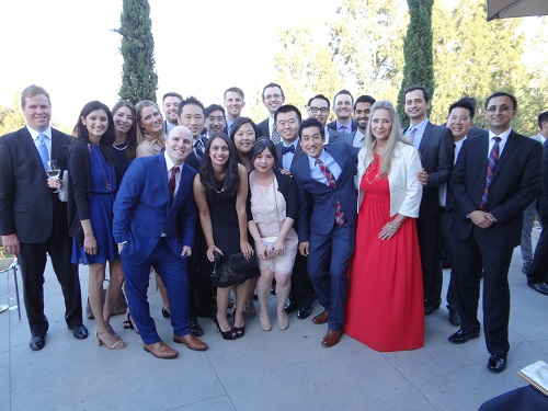 Congratulations to the Class of 2017! - UCLA Anesthesiology