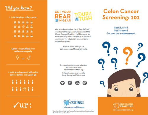 Educational Materials For Patients Colon Cancer Screening Ucla Health