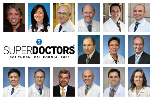UCLA GI Super Doctors 2016