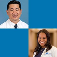 Drs. Fola May and Anthony Myint
