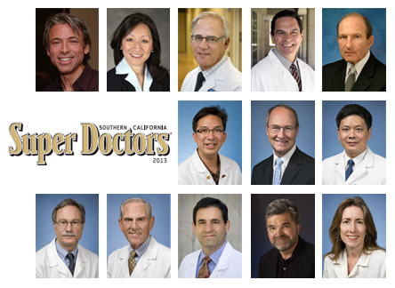 UCLA GI Super Doctors 2013