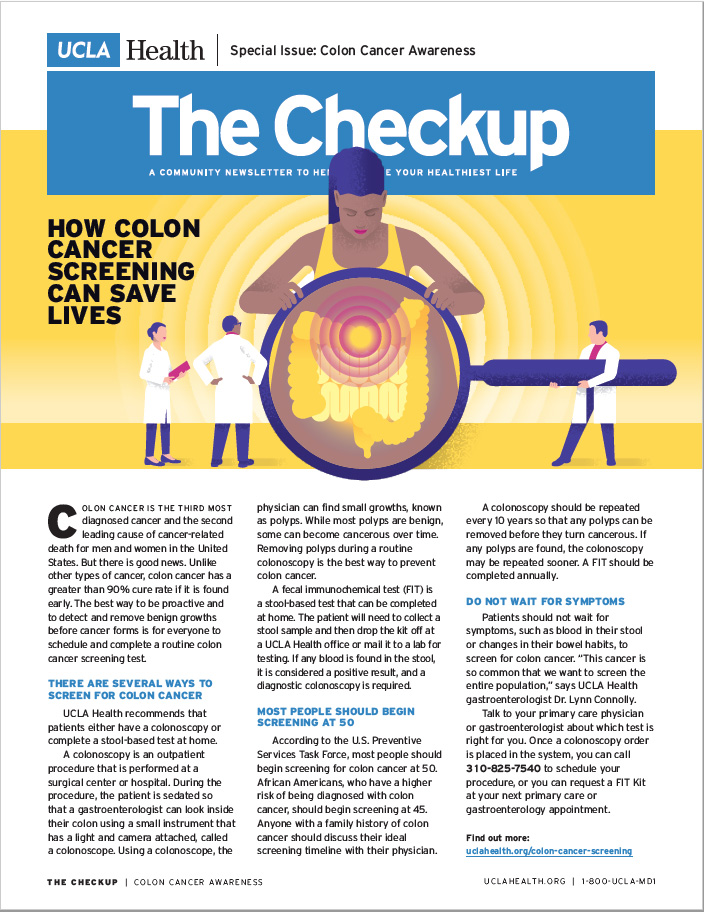 How Colon Cancer Screening Can Save Lives