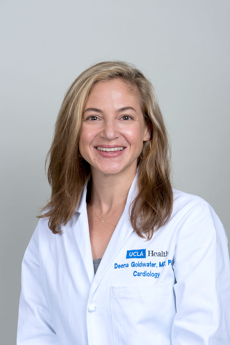 Deena Goldwater, MD, PhD