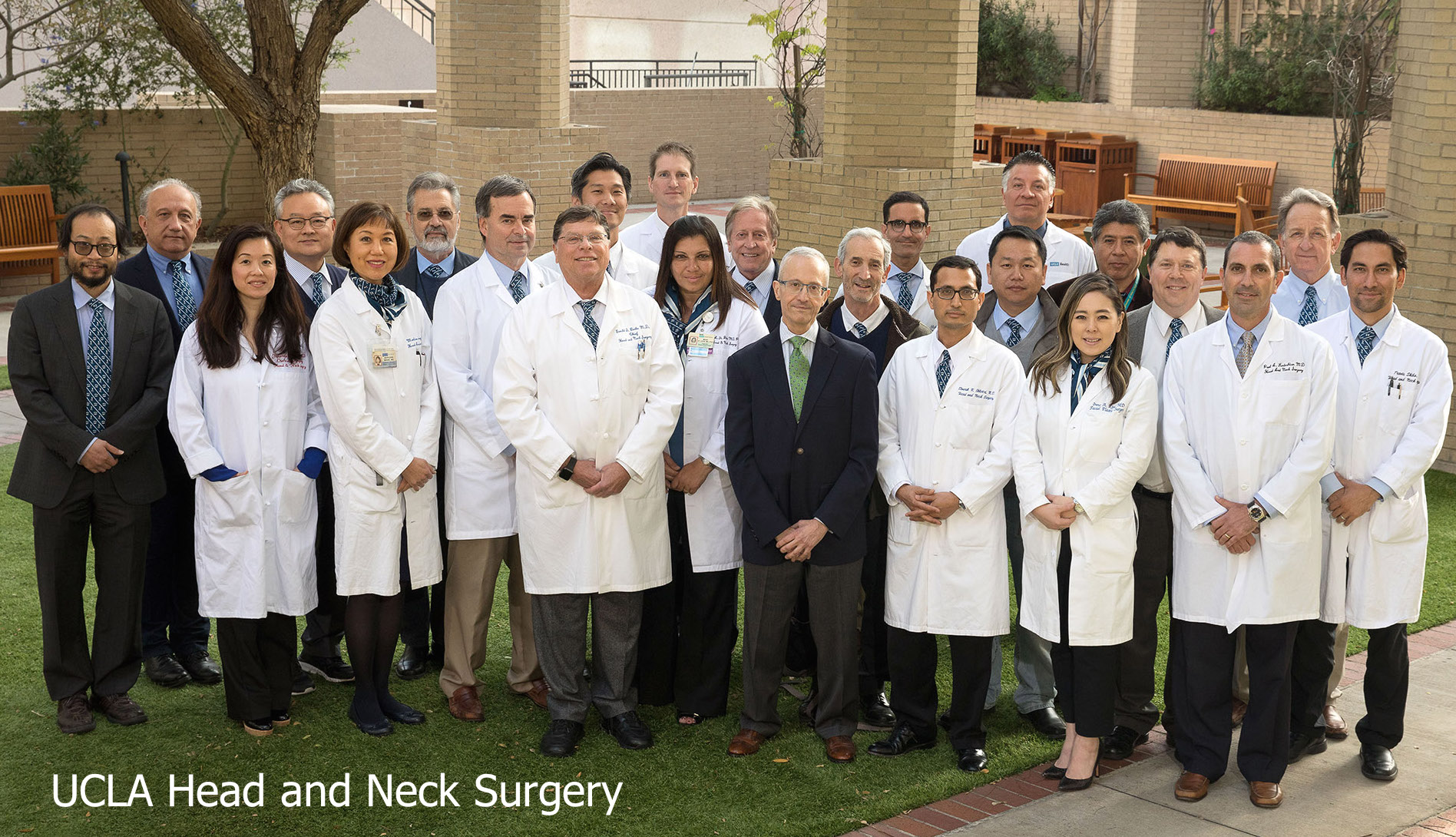 UCLA Head and Neck Surgery, Los Angeles, CA