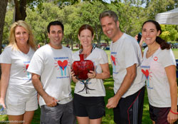 Ahmanson/UCLA Adult Congenital Heart Disease Center Sponsors the 2nd Annual Second Annual Los Angeles Congenital Heart Walk