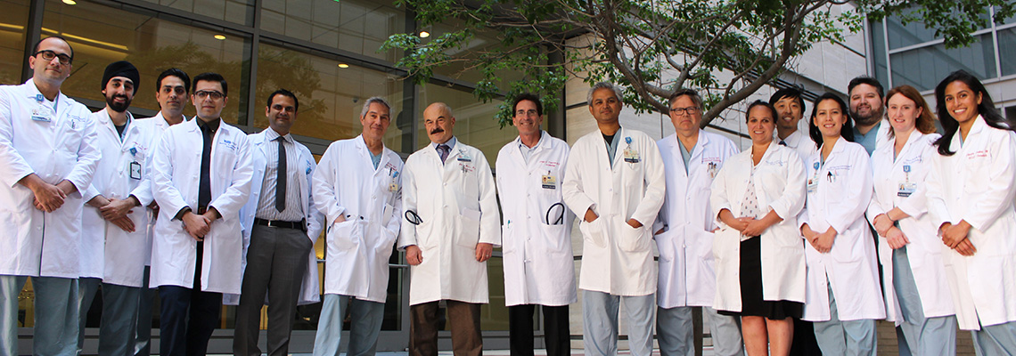 UCLA Interventional Cardiology: Committed to providing