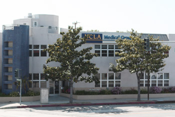 UCLA West Washington Office.