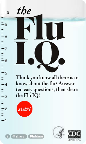 CDC Flu IQ