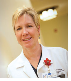 Pattie Jakel, RN, MN, AOCN, Clinical Nurse Specialist, Solid Oncology Program, UCLA Medical Center, Santa Monica