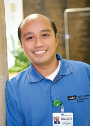 Paul Tenorio, PT, DPT Physical Therapist, UCLA Medical Center, Santa Monica