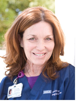 Suzanne Travis, Registered Nurse, Clinical Nurse II, UCLA Medical Center, Santa Monica