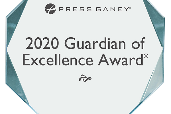 UCLA Santa Monica Medical Center receives 2020 Press Ganey Guardian of Excellence Award in patient experience