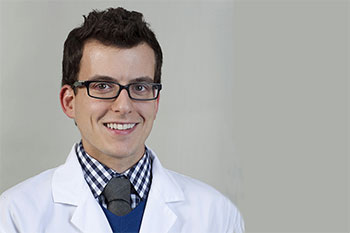 UCLA researcher Dr. Aaron Laviana, chief clinical fellow in the UCLA Department of Urology