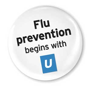 UCLA Health - Flu prevention begins with U