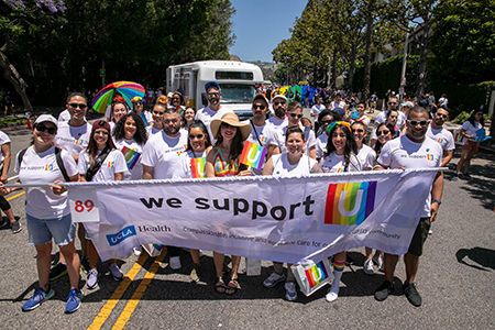 UCLA Health - LA Pride Parade 2019