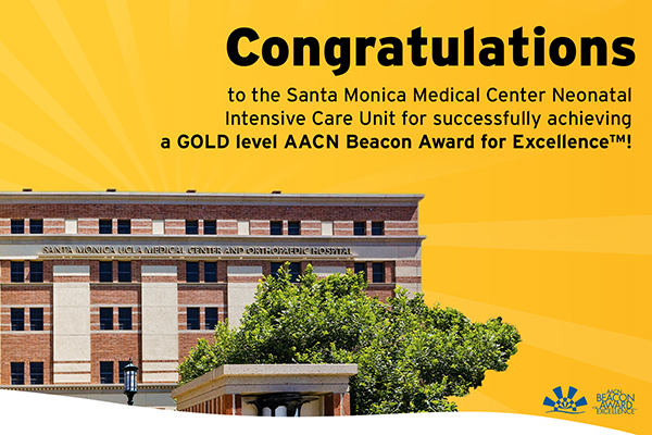 UCLA Health Santa Monica's Neonatal ICU nationally recognized for excellence