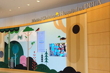 Mattel Children's Hospital UCLA ranks among nation's best in U.S. News survey