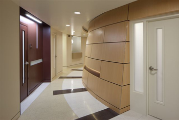 Pasadena Hematology / Oncology Office - Interior corridor.