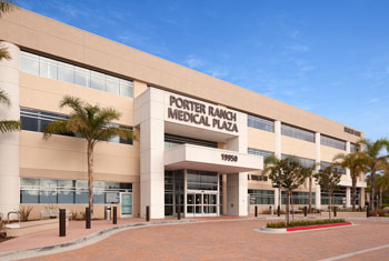 Porter Ranch Medical Plaza. UCLA Health.