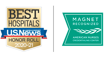 US News Best Hospitals and Magnet Recognized