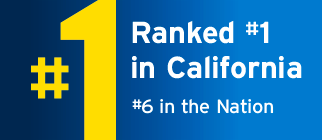 UCLA Health ranked #1 in California and #6 in the nation