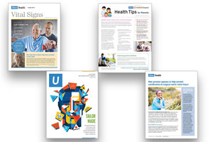 Subscribe to UCLA Health Publications