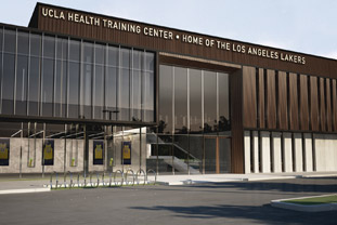 UCLA Health Training Center - Home of the Los Angeles Lakers, El Segundo, CA
