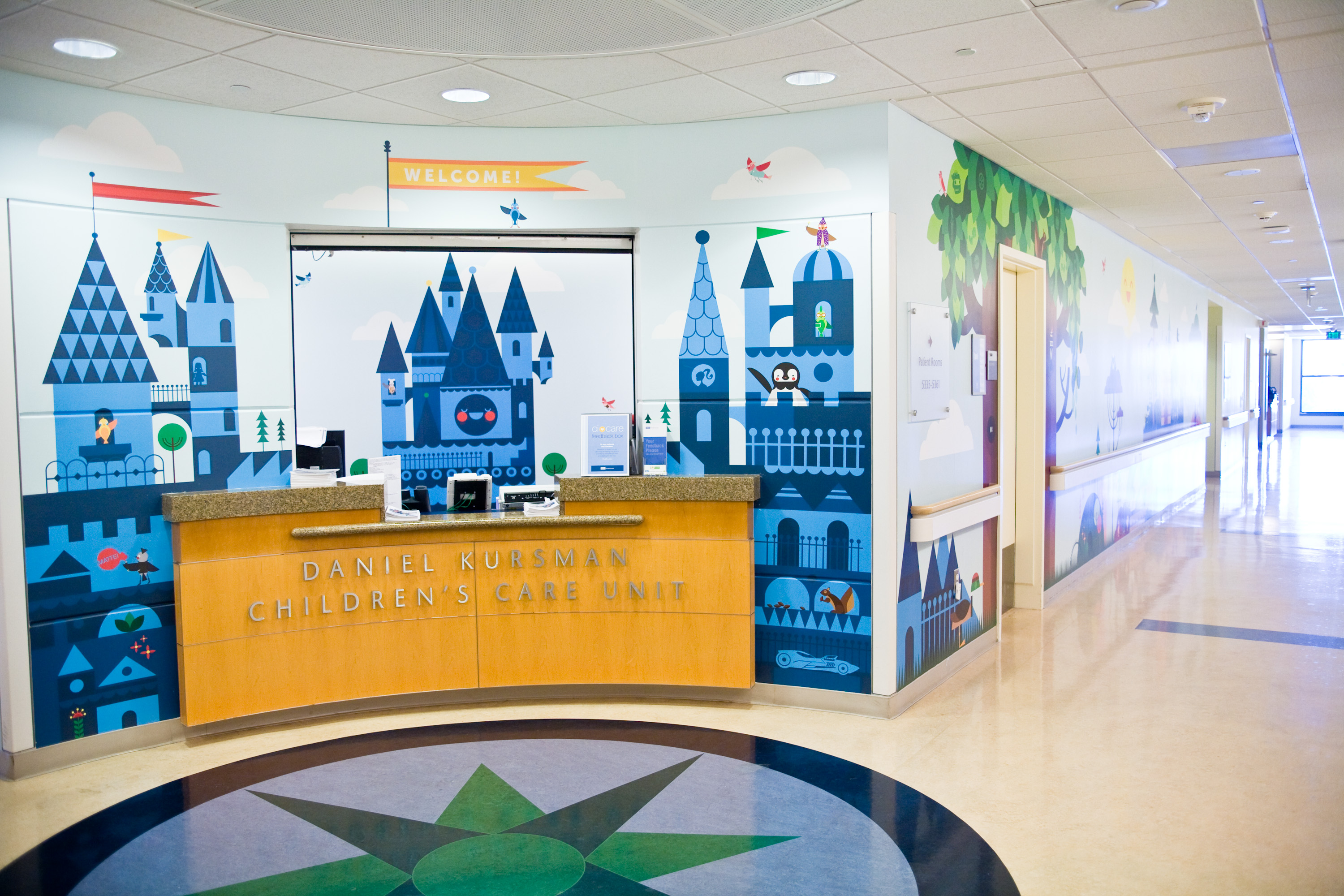 Photo Gallery UCLA Mattel Childrens Hospital Los
