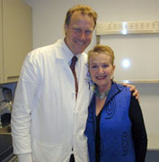 Afterglow - Evelyn and Dr. Neil Martin, Chief of Neurosurgery