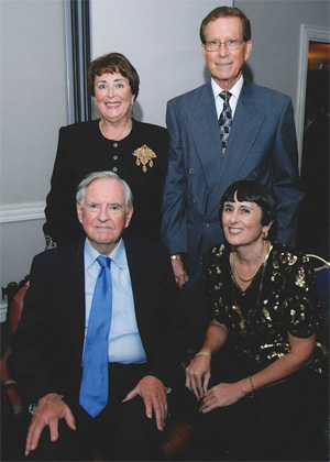 Davies Family and Dr Paul Crandall and link to website