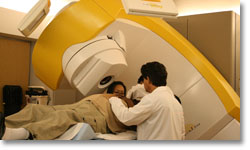 Conditions that can be treated by stereotactic radiation: