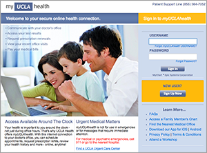 Offering myUCLAhealth