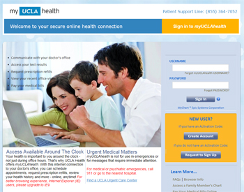 myUCLAhealth - Access Available Around The Clock