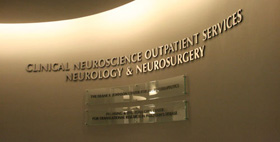 Clinical Neuroscience Outpatient Services Neurology & Neurosurgery
