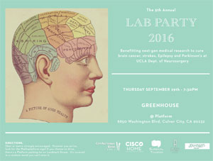 The 5th Annual Lab Party 2016
