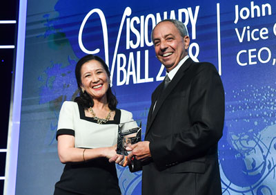 View more Visionary Ball 2018 photos