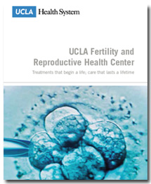 Fertility Brochure UCLA
