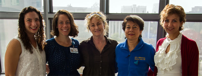 Meet Our Nurse-Midwives - UCLA Obstetrics and Gynecology